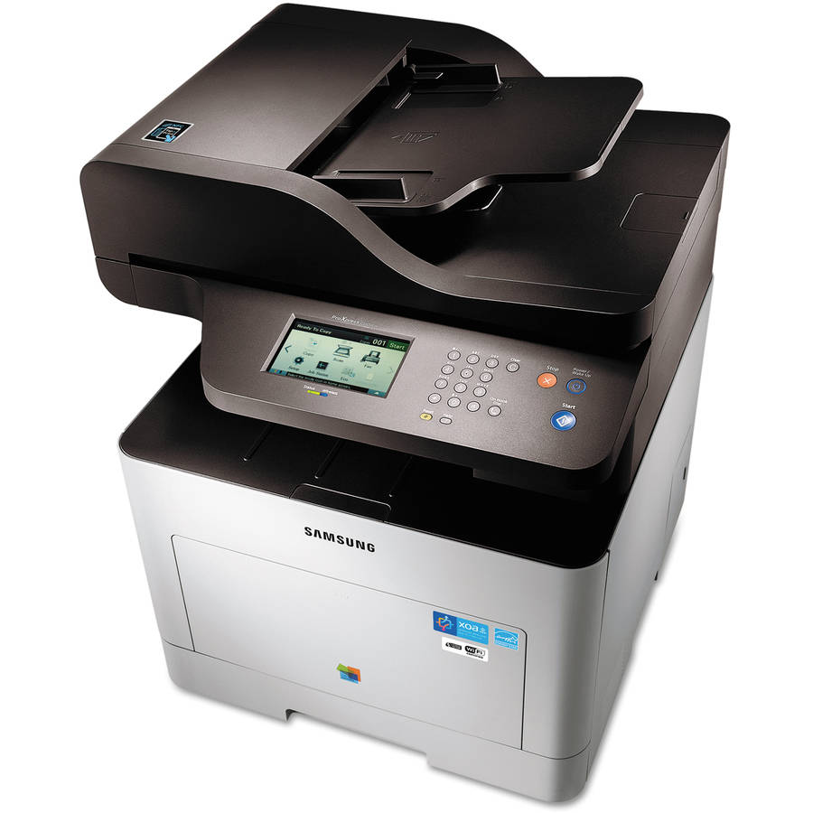 Samsung ProXpress C2670FW Color Wireless Multifunction Printer, Copy/Fax/Print/Scan