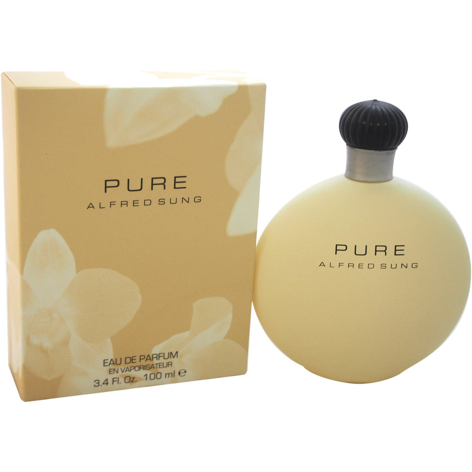 Alfred Sung Pure EDP Spray, 3.4 oz