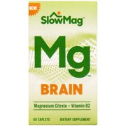 Best Brain Magnesia - SlowMag Mg Brain Magnesium Citrate + Vitamin B2 Review