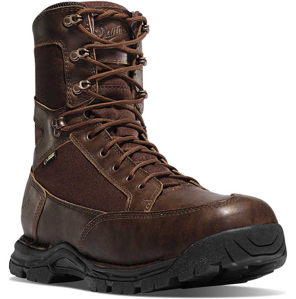 "Danner Boots 45003-8 Danner Pronghorn 8"" Brown Boot Size 8 by Danner"