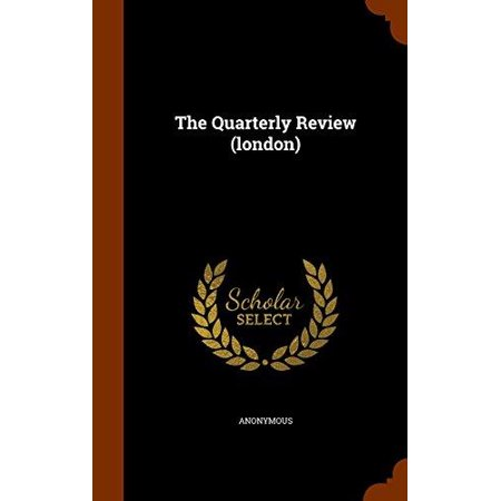 The Quarterly Review (London) - image 1 of 1