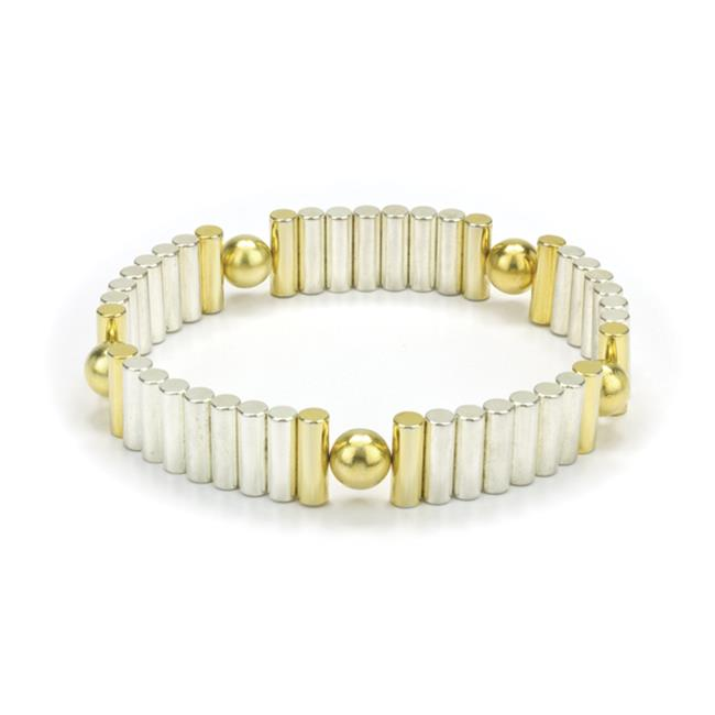 L Michaels Jewelry BS3000SG Neodymium Magnetic Bracelet