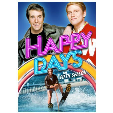 Happy Days  The Fifth Season  Full Frame