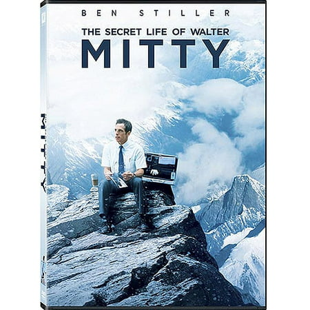 The Secret Life Of Walter Mitty (Widescreen)