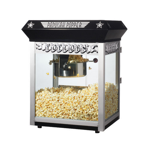 Great Northern Popcorn Paducah 8 Ounce Bar Style Antique Popcorn Machine