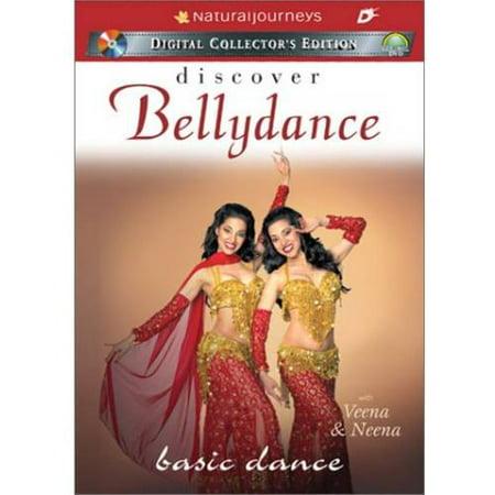Discover Bellydance: Basic Dance (Full Frame)](Arab Bellydance)