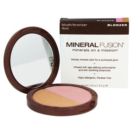Mineral Fusion - Blonzer Blush & Bronzer Duo - 0.29 oz.