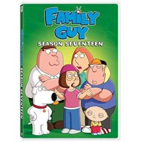 Family Guy: Season Seventeen (DVD)