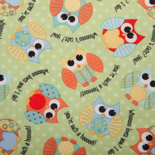 "Babyville PUL Waterproof Diaper Fabric, 64"" Wide, 8 yd"