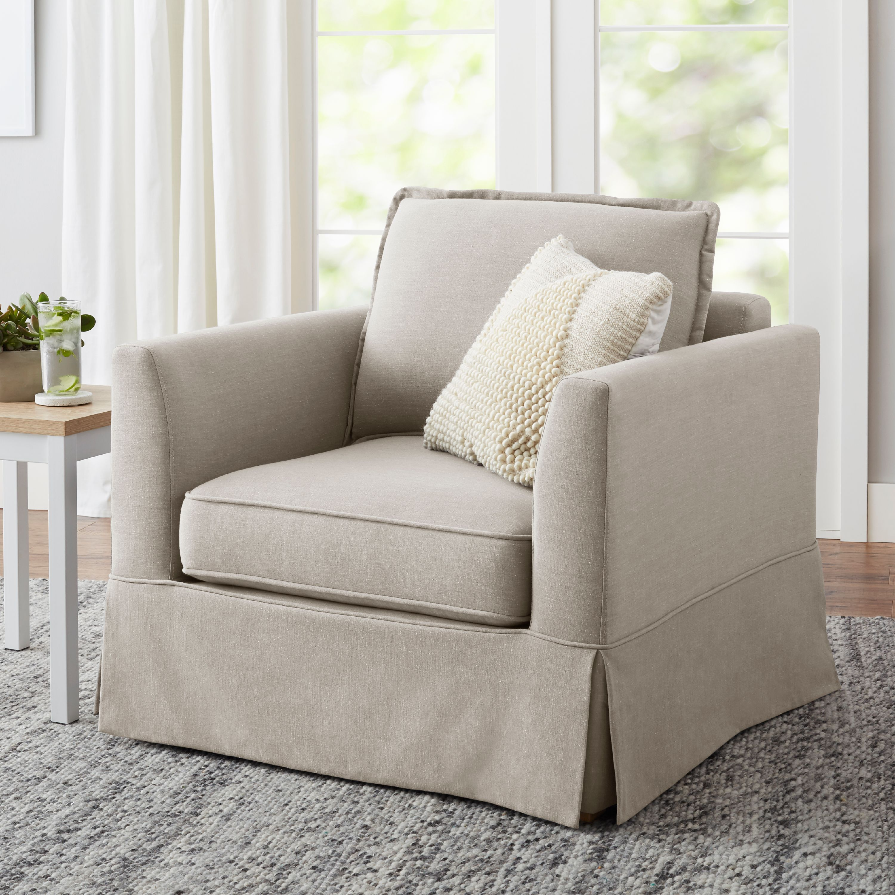 Better Homes & Gardens Easton Arm Chair, Multiple Colors