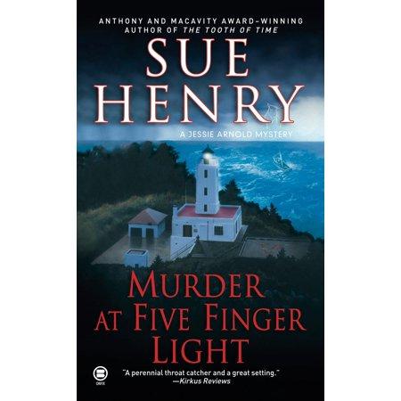 Murder at Five Finger Light : A Jessie Arnold Mystery