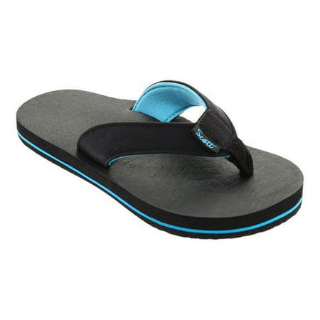 82322197b Scott Hawaii - Boys  Scott Hawaii KilaKila Flip Flop - Walmart.com