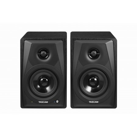 Tascam 14 Watt 2-Way Powered Desktop Monitors with Bluetooth (Tascam Speaker)