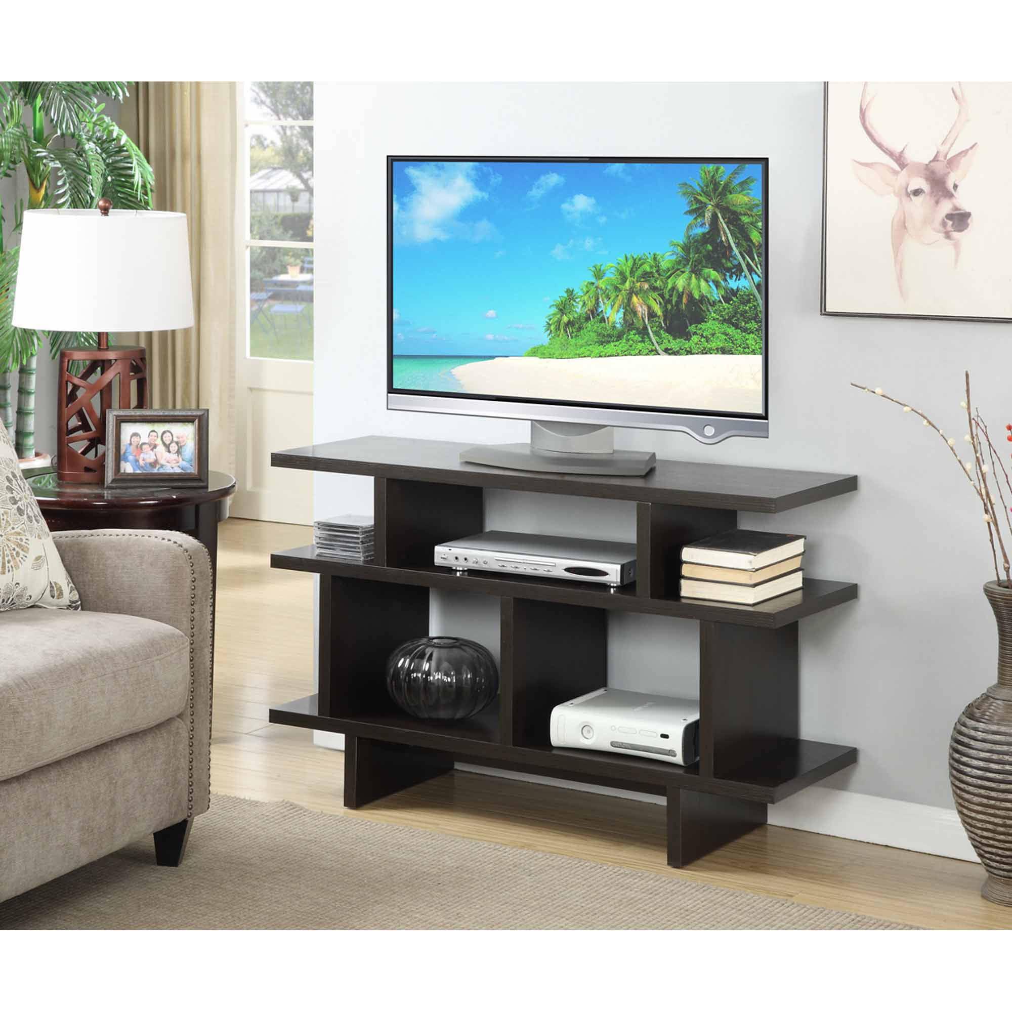 "Convenience Concepts Key West 48"" TV Stand Console, Multiple Colors"