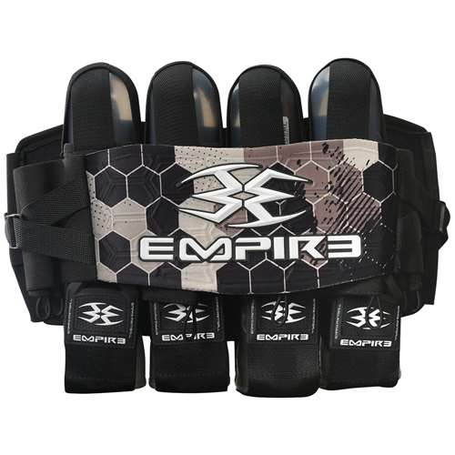 Click here to buy Empire Compressor Pack FT 4+7 Paintball Harness Pack Tan Hex by Kee Action Sports.