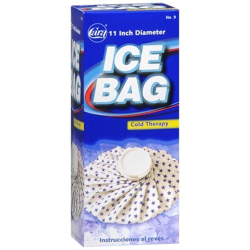 Cara Ice Bag 11 Inches No. 9 1 Each (Pack of 4)