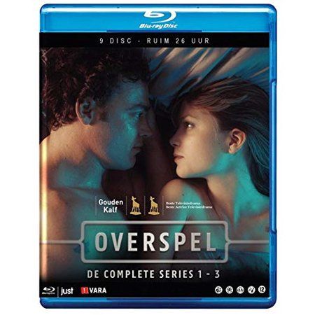 Betrayal (Complete Season 1-3) - 9-Disc Box Set ( Overspel ) ( Betrayal - Seasons One, Two & Three ) [ Blu-Ray, Reg.A/B/C Import - Netherlands (Taggart Complete Collection 77 Disc Box Set)