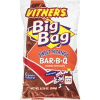 Vitner's Sweet 'N Tangy Bar-B-Q Potato Chips Big Bag, 8.75 Oz.