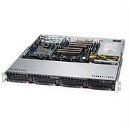 Supermicro SuperChassis CSE-813MFTQ-441CB 440W-480W 1U Rackmount