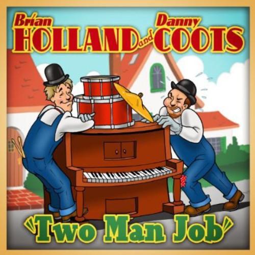 Brian Holland & Danny Coots - Two Man Job [CD]