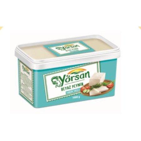 Yörsan Feta Half Fat Cheese - 2.2lb