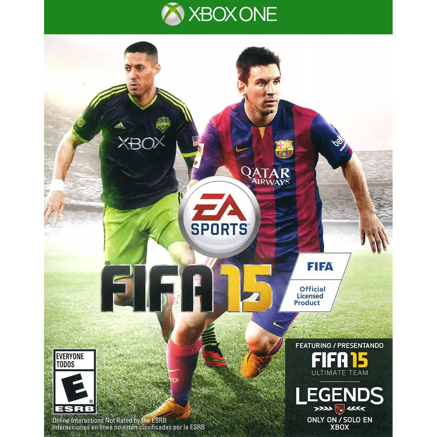 Electronic Arts FIFA 15 (Xbox One) - Pre-Owned