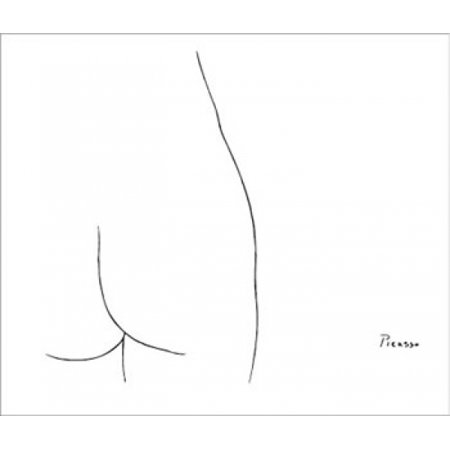 Femme - Pablo Picasso Poster Poster Print