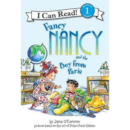 Fancy Nancy and the Boy from Paris by