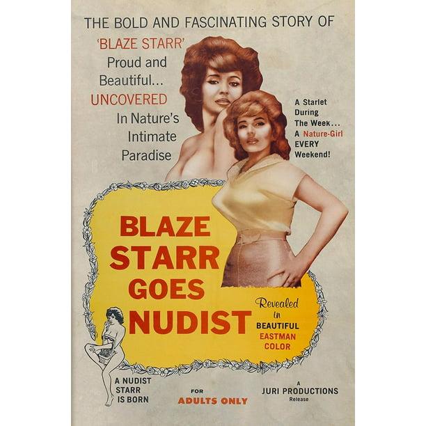 Nudist vintage Wild Vintage