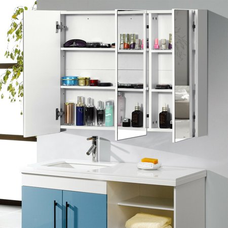 Mirrored Bathroom Medicine Cabinet