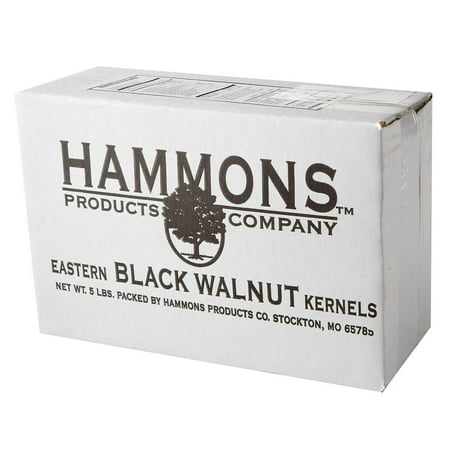 Hammons American Fancy Large Black Walnuts - 5