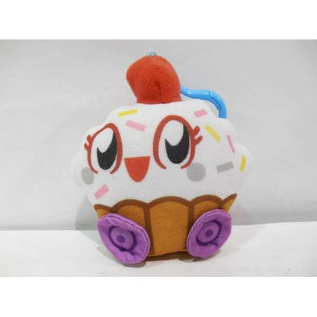 Moshi Monsters Moshlings Cutie Pie Plush Clip-on - Cutie Pie Shoes
