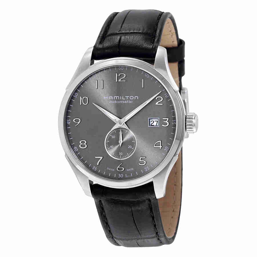 Hamilton Jazzmaster Maestro Grey Dial Mens Watch H42515785 by Hamilton