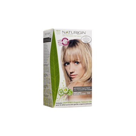 Naturigin Hair Colour - Permanent - Very Light Natural Blonde - 1 Count Hair Color