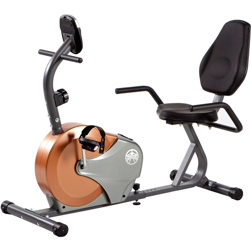 Marcy Recumbent Exercise Bike: NS-1003R