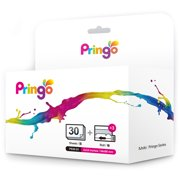 HiTi Pringo P231 YMCSO 30 Prints Pack Photo Paper
