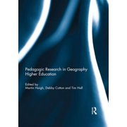 Pedagogic Research in Geography Higher Education - eBook