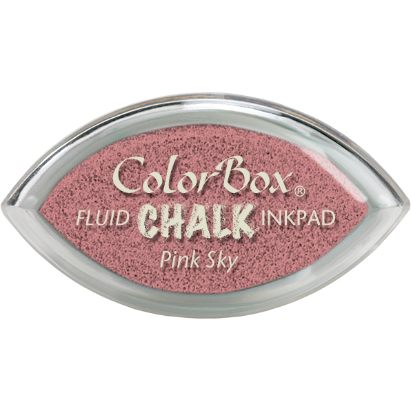 COB71455 COLORBOX FLUID CHALK INK PAD CAT S EYE SKY PINK