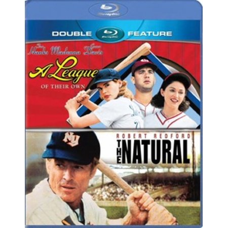A League Of Their Own / The Natural (Blu-ray)