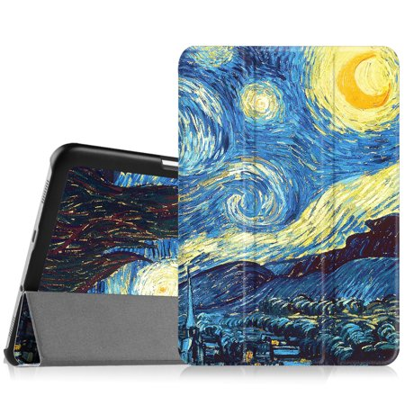 Fintie Samsung Galaxy Tab S2 8.0 / S2 Nook 8.0 Tablet Case - Ultra Slim Light Weight Standing Cover, Starry (Samsung Tab S2 8-0 Vs Ipad Mini 4)