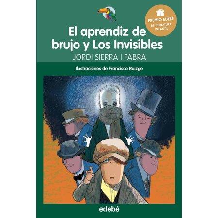 Premio Edebé Infantil 2016: El aprendiz de brujo y Los Invisibles - eBook - Musica De Halloween Infantil