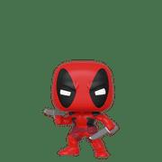 Funko POP! Marvel: 80th - First Appearance: Deadpool