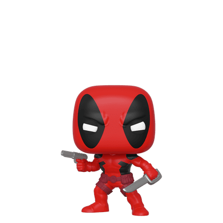 Funko POP! Marvel: 80th - First Appearance: Deadpool