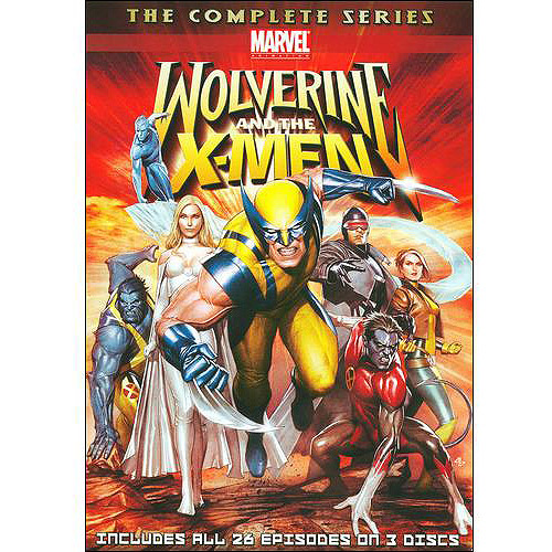 Wolverine And The X-Men: The Complete Series (Widescreen)