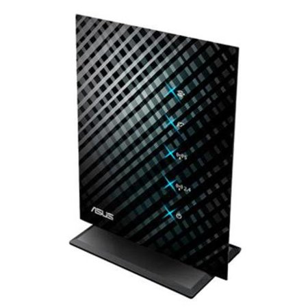 Asus N600 Dual Band Wi-Fi Wireless Broadband Router Highspeed, DD-WRT Open Source support, Fast Ethernet, 5 Guest SSID, Parental Access Time Control to Each User, RT-N53, Black (Refurbished) ()