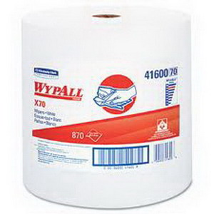 "Wypall L30 Wipes, 12.5"" X 13"", White [Sold by the Case, Quantity per Case : 1080 EA, Category : Non-DME Accessories, Product Class : Miscellaneous Non-DME]"