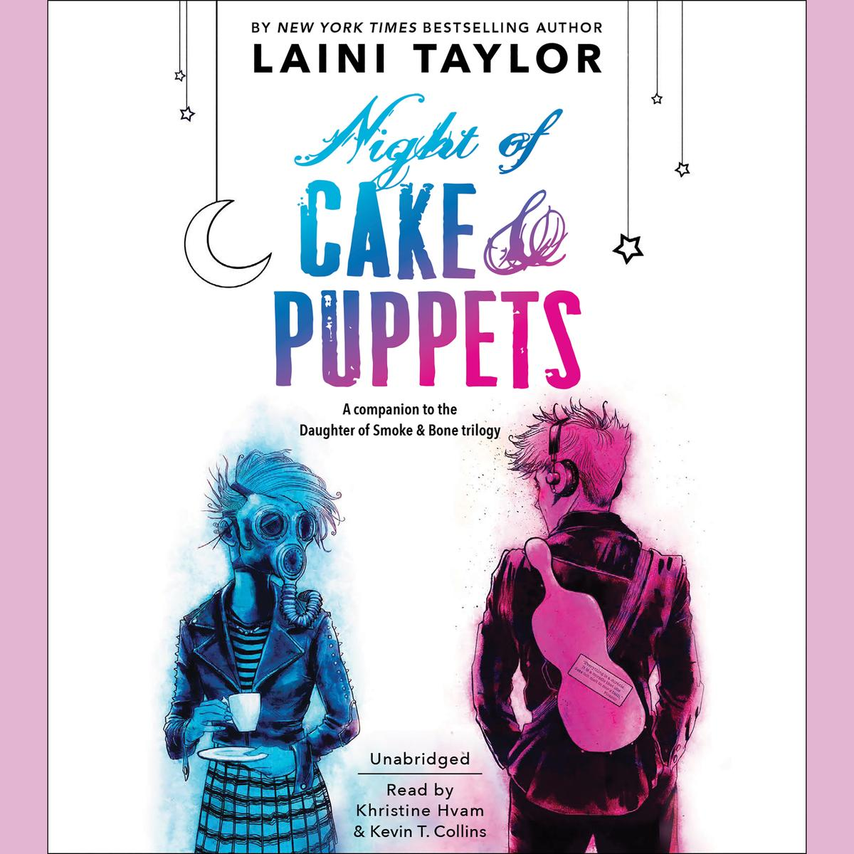 Night of Cake & Puppets - Audiobook