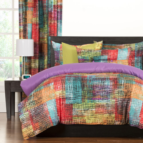 Crayola LLC Crayola Etch Duvet Cover Set