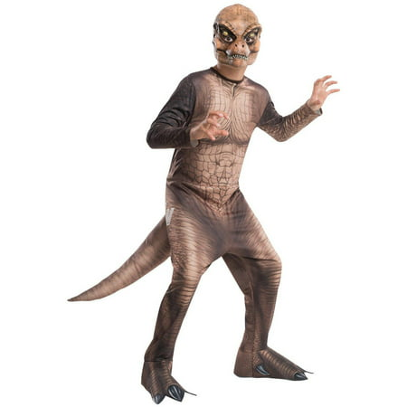 Jurassic World T-Rex Child Halloween Costume - Halloween Costumes Three