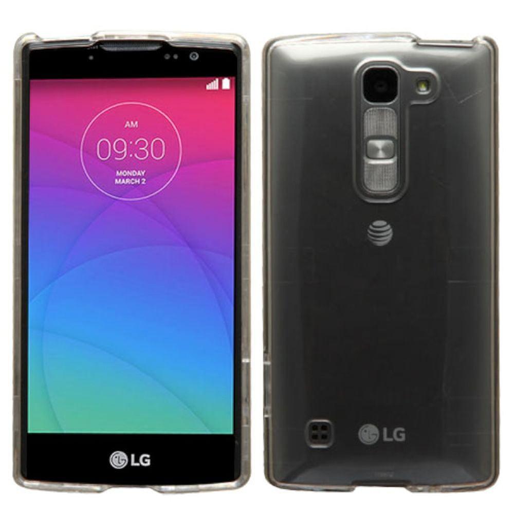 Insten Hard Crystal Case For LG Escape 2/Logos - Clear - image 2 de 2